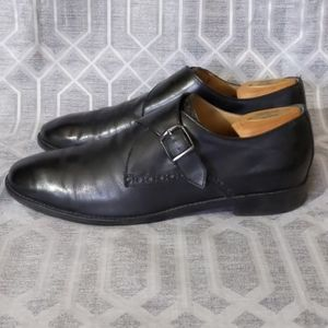 Cole Haan Grand Os Monk Strap Monkstrap Leather